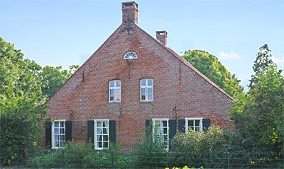 Historisches Haus - Groothusen